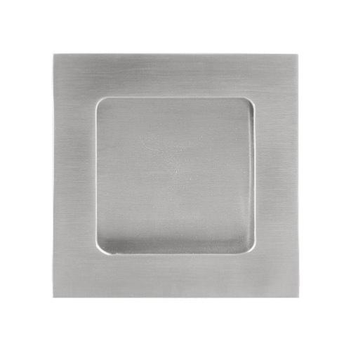 LSQ79 stainless steel square flush pull cabinet fitting