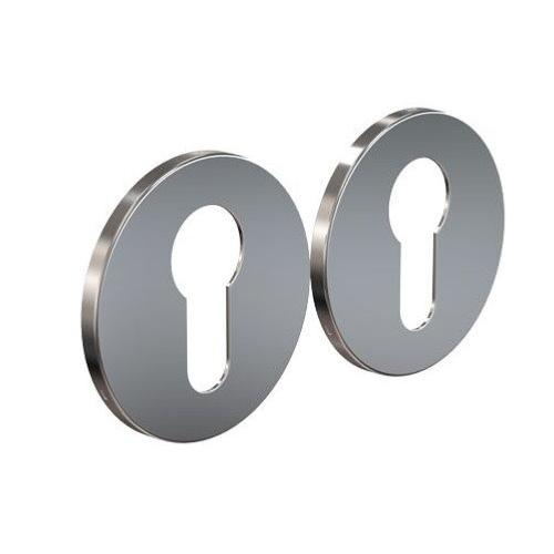 FROST Element 3001 Europrofile Cylinder Escutcheon