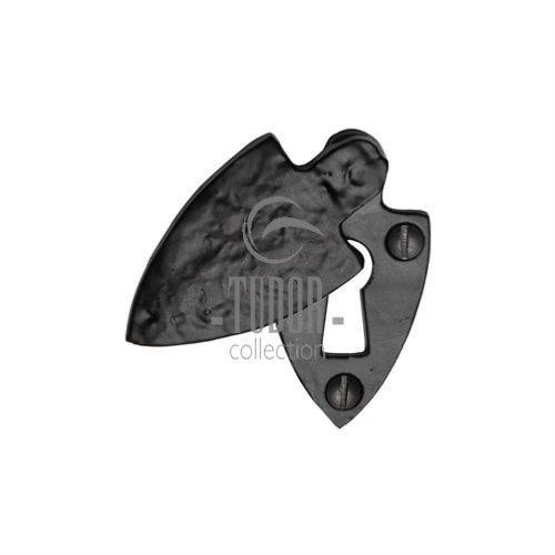 M.Marcus Tudor Collection TC542 Lever Key Swing Cover Escutcheon