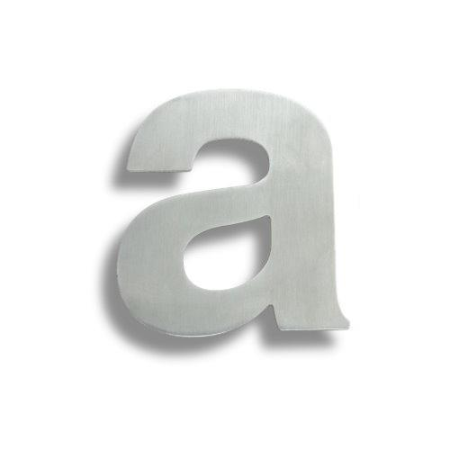 ARKITUR 150mm High Grade 316 Lowercase Letter a