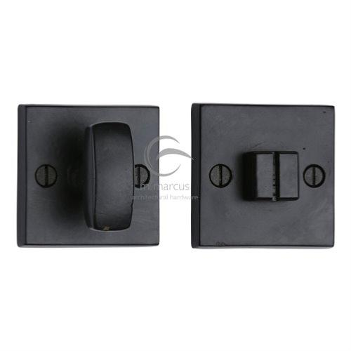 M.Marcus Black Iron Rustic FB155 Square Turn and Release Set