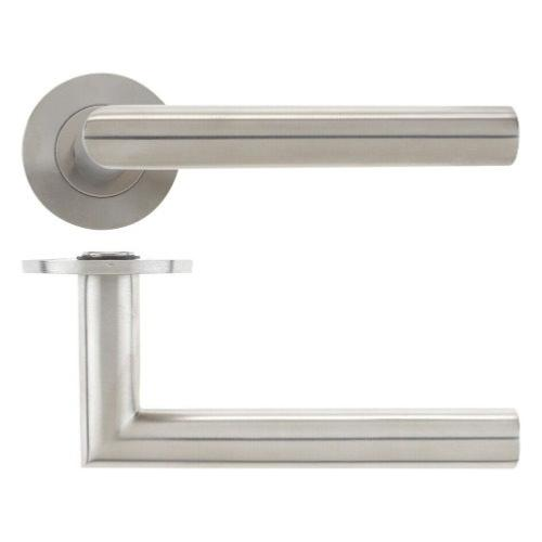 Zoo Hardware Vier VS010 Lever Handle Set