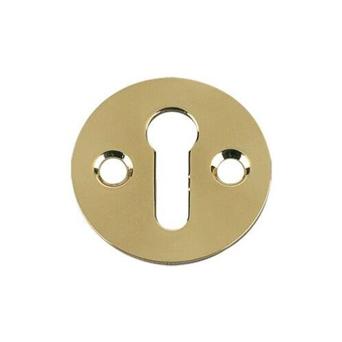 Fulton and Bray Visible Fixing Victorian Lever Key Escutcheon