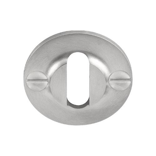 FVBN40 stainless steel lever key escutcheon