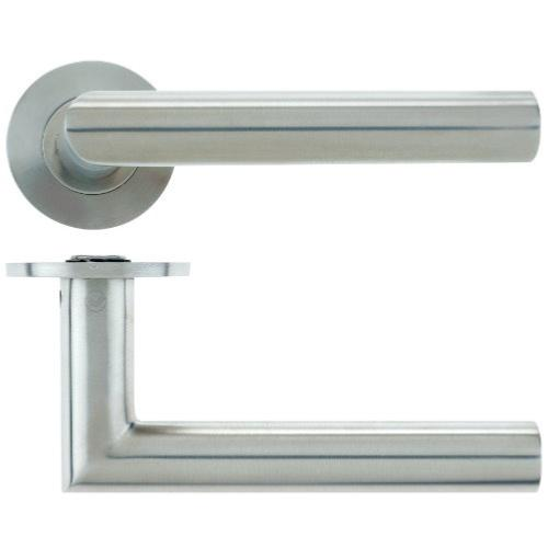 Zoo Hardware Vier VS040 Lever Handle Set