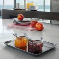 BLOMUS Basic Brushed Stainless Steel Serving Tray