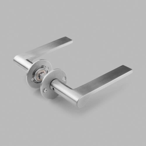 ONEN brushed stainless steel lever handles set