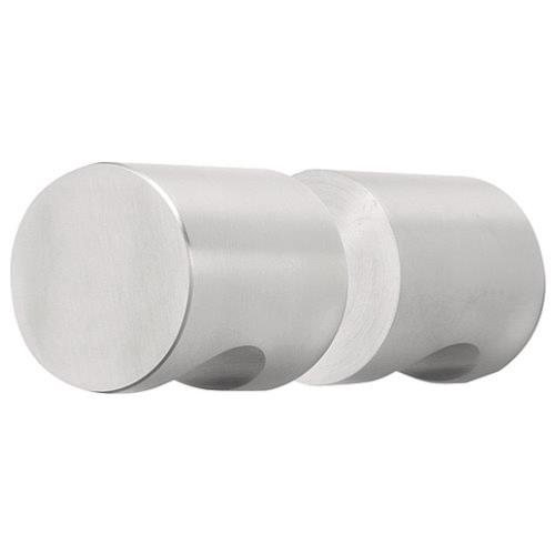 LB52G stainless steel knobs for glass door
