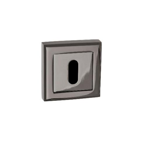 Atlantic Status Square Lever Key Escutcheon