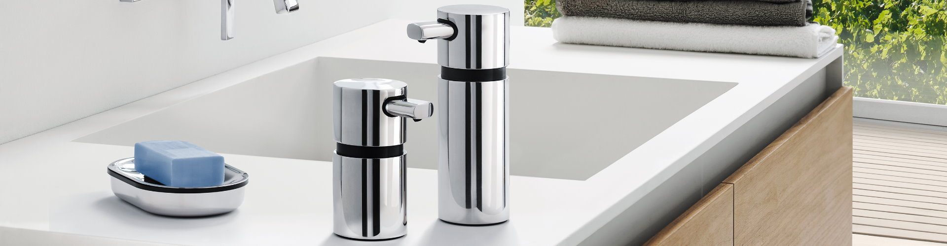 contemporary bathroom fittings