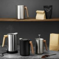 EVA TRIO Nordic Kitchen Stainless Steel Thermo Cafetiere