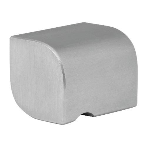 PB23M brushed stainless steel solid cabinet knob