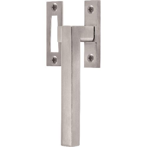 PB23-RB brushed stainless steel casement fastener