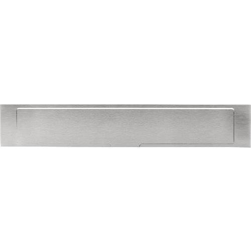 LSQ380 stainless steel lift up letter box plate or internal flap