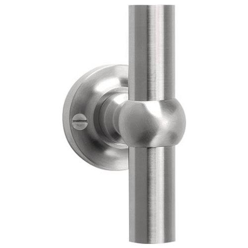 FV22D stainless steel unsprung operating front door knob