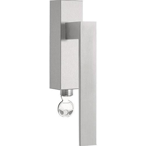 LSQII-DKLOCK stainless steel locking tilt and turn window handle