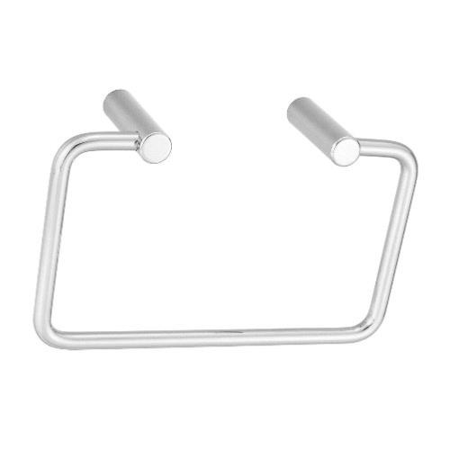 ARKITUR Brushed Stainless Steel Towel Ring