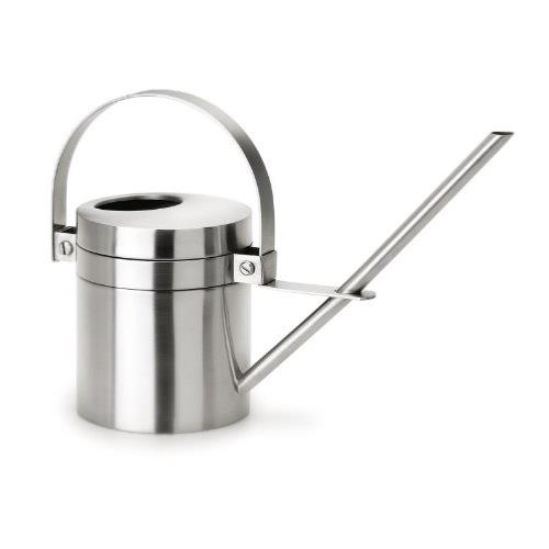 Blomus Aguo Brushed Stainless Steel Watering Can