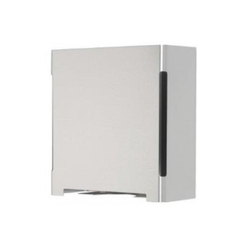 Cool Line brushed stainless steel paper towel dispenser