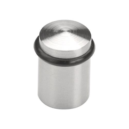 LB25 Brushed stainless steel door stop
