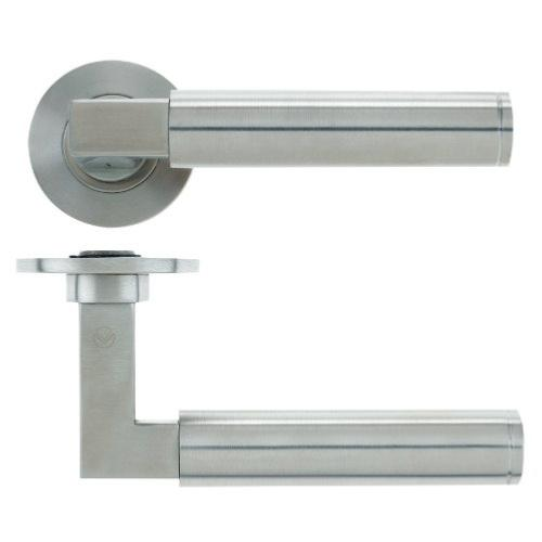 Zoo Hardware Vier VS110 Berlin Lever Handle Set