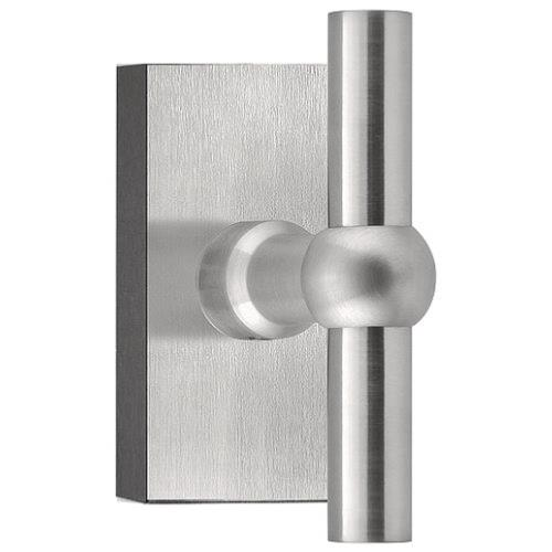 FVT85-DK stainless steel non-locking window handle