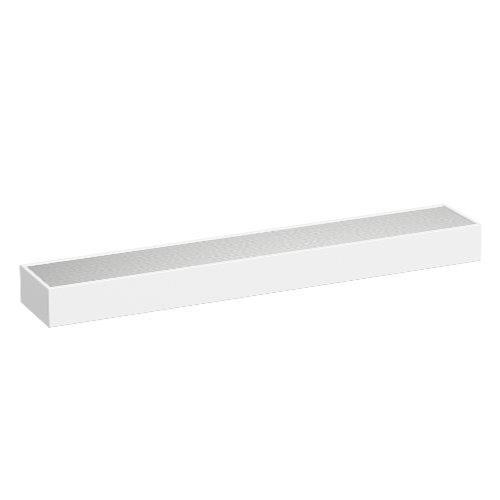 arkitur white q series wall holder. Black Bedroom Furniture Sets. Home Design Ideas