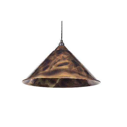 From the Anvil Hockley Burnished Pendant