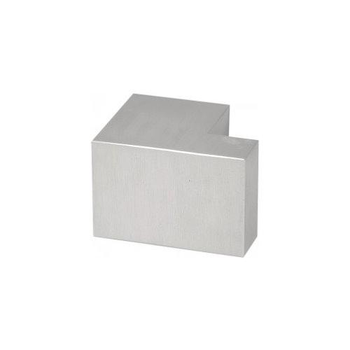LSQ92G stainless steel square fixed knobs for glass door