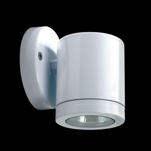 Hunza Uno Retro downlight with integral transformer