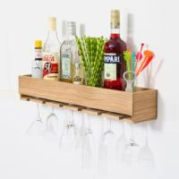 Glass Holder Shelf
