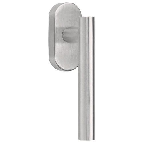 LBVII-DK-O stainless steel non-locking tilt and turn window handle