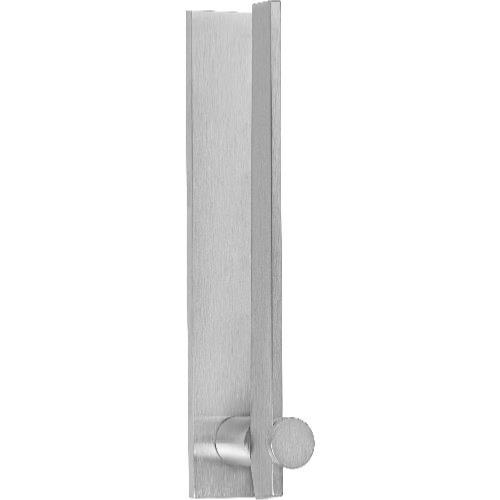 Tense BB104G Sprung Lever Handle on Plate