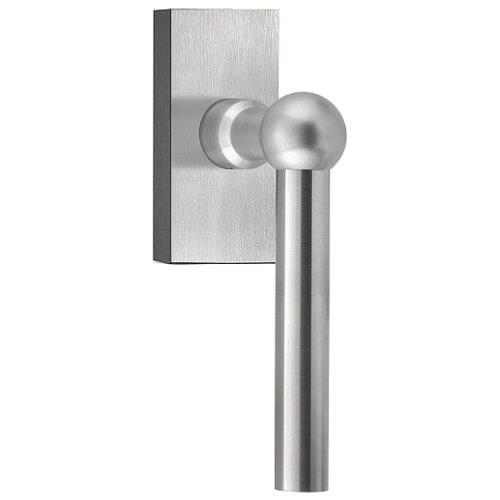 FVL100-DK stainless steel non-locking window handle