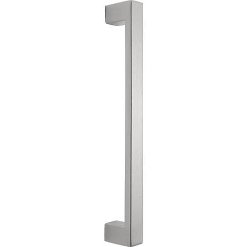 LSQ1045 brushed stainless steel square pull handle