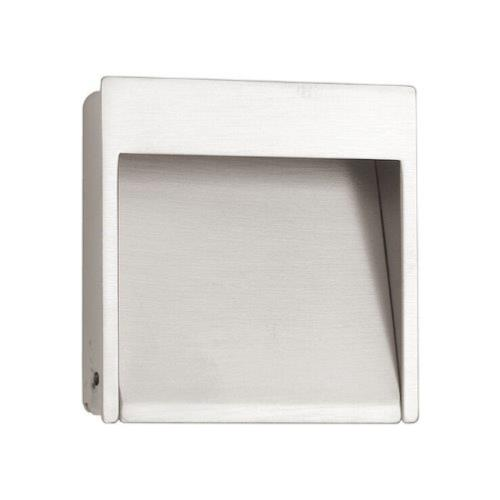 Timeless MN926 matt nickel square recessed flush pull