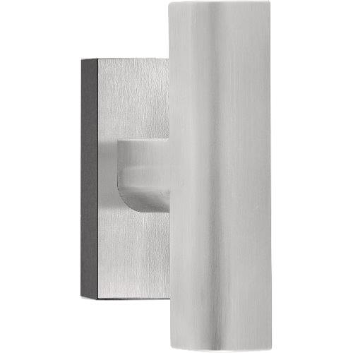 PBT23-DK brushed stainless steel non-locking tilt and turn window handle