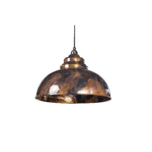 From the Anvil Harborne Burnished Pendant