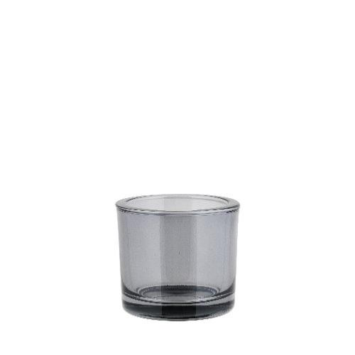 BLOMUS Nero Glass Tealight/Candle Holder