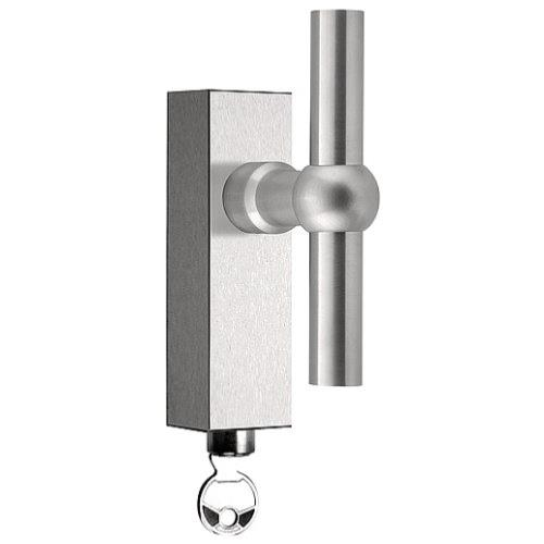 FVT110-DKLOCK stainless steel locking window handle