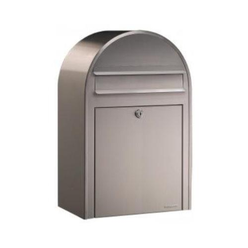 Bobi stainless steel mail post box/stand