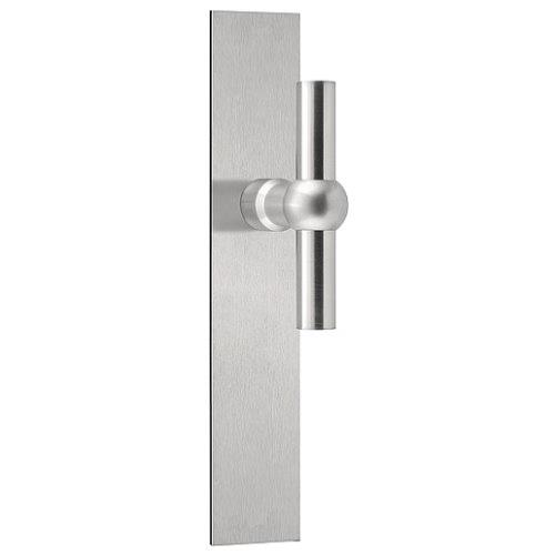 FVT110P236 stainless steel lever handle on plate