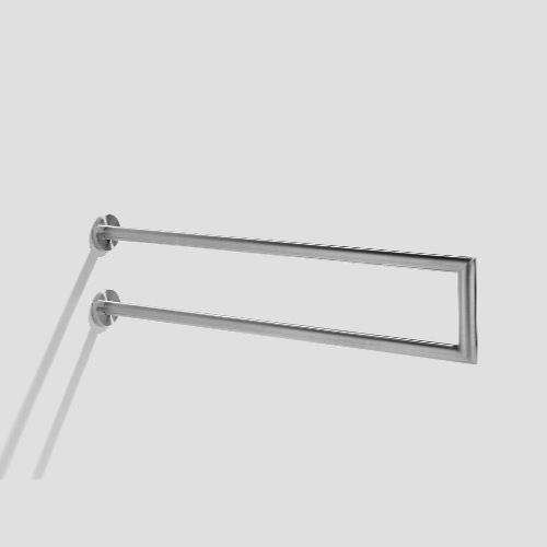 ARKITUR Angulo Series Projecting Double Towel Rail