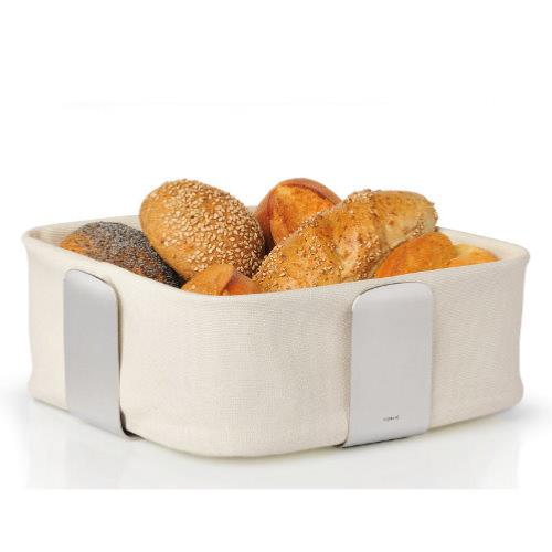 BLOMUS Desa Large Sand Bread Basket