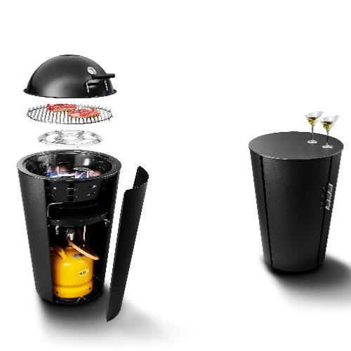 eva solo gas grill. Black Bedroom Furniture Sets. Home Design Ideas