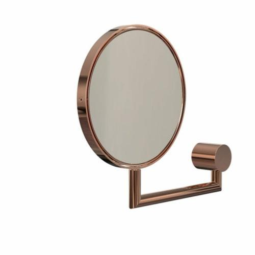 FROST Nova2 Copper Wall Mounted Magnifying Mirror