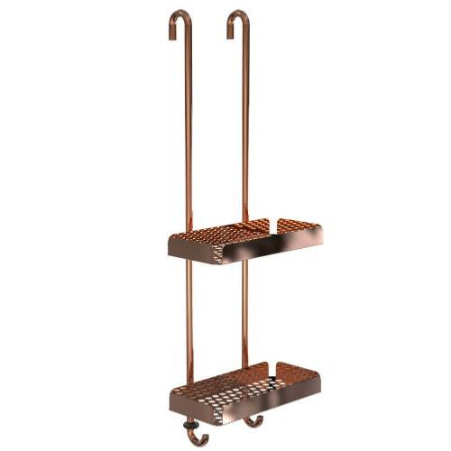 FROST Nova2 Copper Soap Shelf 6