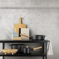 EVA TRIO Nordic Kitchen Saute Pan and Lid