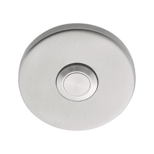 LB50 stainless steel round bell push