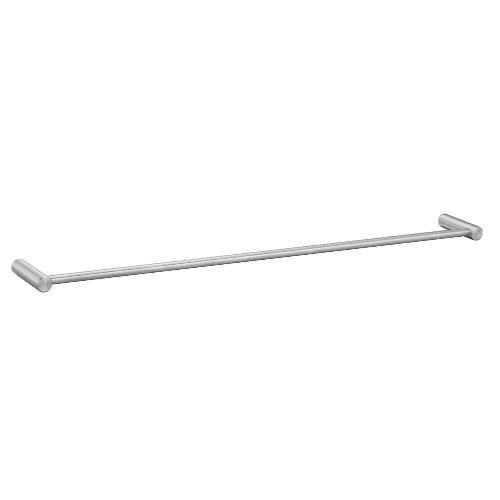 Arkitur brushed stainless steel towel rail